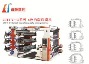 6 Colors Flexography Printing Machine pictures & photos