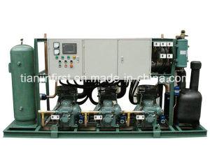 Refrigeration Compressor Quick Freezing Condensing Unit for Freezer pictures & photos