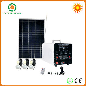 Portable Solar Power System with MP3/FM Fs-S202