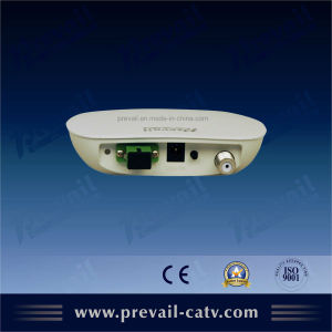 CATV FTTH Home Optical Receiver pictures & photos