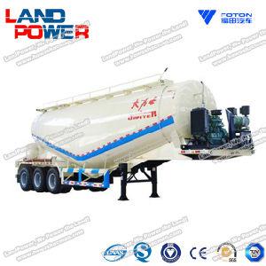 Bulk Cement Tanker Semi-Trailer