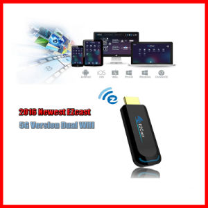 2.4G/5g WiFi Dual Frequency TV Dongle Tablet Ezcast TV Stick pictures & photos