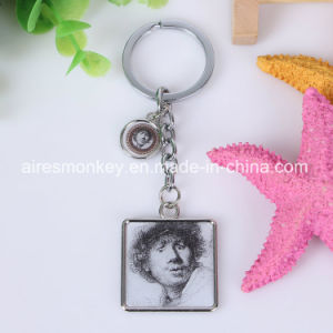 Promotional Items 2017 Zinc Alloy Metal Keychain pictures & photos