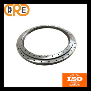 Single-Row Four Point Contact Ball Slewing Bearings Internal Gear pictures & photos
