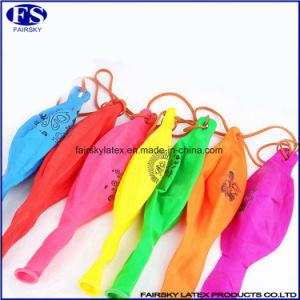 Customized Natural Latex Punch Balloons pictures & photos