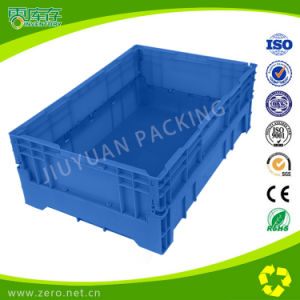 Hot Sale Plastic Logistic Turnover Folding Box