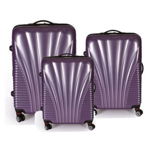 Fashion ABS Suitcase with Good Quality pictures & photos