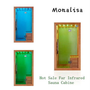 Economic and Durable Far Infrared Sauna Cabine (I-006) pictures & photos