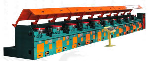 Straight Line Wire Drawing Machines (LZ-6/800) pictures & photos
