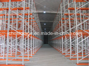 Industrial Cold Warehouse Storage Drive-in Pallet Rack pictures & photos