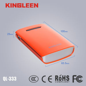 QL-333 Portable Mobile Power Bank High Capacity 7800 mAh (QL-333) pictures & photos