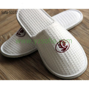 Disposable Hotel Slipper, Waffle Material Sofia-S0037b