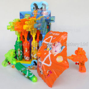 Umbrella Water Pistol with Candy (131016) pictures & photos