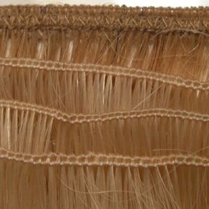 100% Human Remy Hand Tied Weft