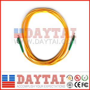 Good Performance Single Mode LC/APC Fiber Optic Patch Cord pictures & photos