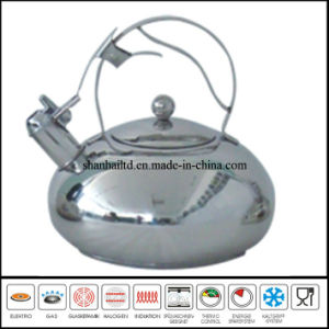 Whistling Kettle for Induction Cooker Wk577 pictures & photos