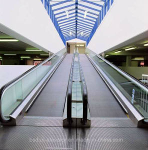 Automatic Passenger Conveyer Moving Walk Sidewalk for Supermarket pictures & photos