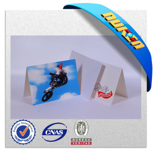 Custom Various 3D Lenticular Greeting Post Cards with White Envelope pictures & photos