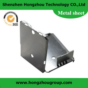 OEM Precision Carbon Steel Sheet Metal Fabrication Bending Part pictures & photos