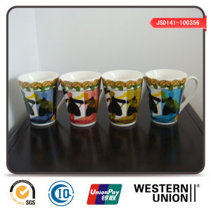 Modern Design New Bone Mug for Gift