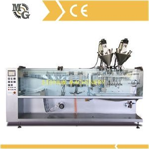 Horizontal Bag Forming Filling Packing Machine pictures & photos