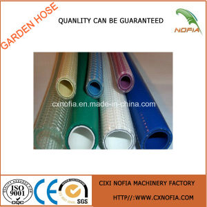 Hot Seller PVC Braided Hose Pipe pictures & photos