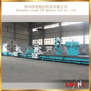 China Professional Heavy Duty Horizontal Multi-Purpose Lathe Machine C61400 pictures & photos