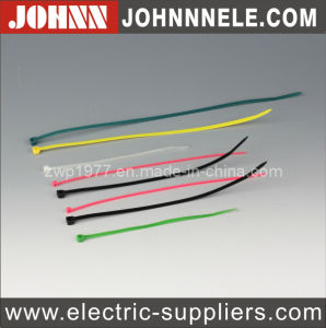 Electrcial Releasable Cable Ties Rubber Cable Ties pictures & photos
