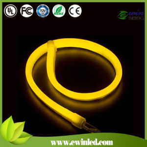 PVC Material SMD3528 Blue LED Neon Rope Light pictures & photos