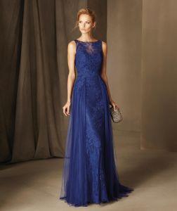 New Design Floor Length Cap Sleeve Chiffon Zipper Back Column Ruched Mother of The Bride Beach Wedding Dress (MQ1018)