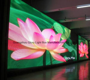 Fexible Model P10 Outdoor Full Color LED Video Billboard pictures & photos