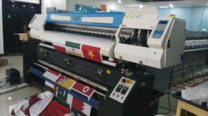 Double Dx7 Head Sublimation/Textile/Polyester Printer pictures & photos
