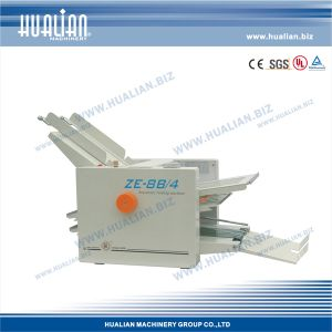 Hualian 2016 Automatic Paper Folding Machine (ZE-8B/4) pictures & photos