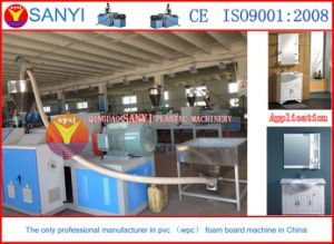 PVC Bathroom Cabinet Board Extrusion Machine pictures & photos