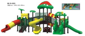 Children Amusement Indoor and Outdoor Playground Theme Park Slides for Kiddie pictures & photos