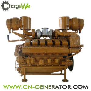 ISO 9000 Diesel Engine Generator Sets with Gas/Electric Motor pictures & photos