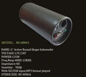 Subwoofer Car Audio