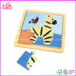 2014 Colorful Wooden Puzzle & Wooden Toys in Lowesr Price (W14C062) pictures & photos