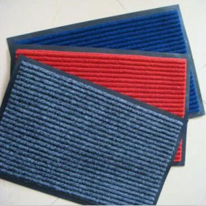 Foot Mats with PVC Back pictures & photos