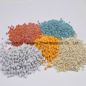 Manufacturers of EVA Granulation Environmental Granulation pictures & photos