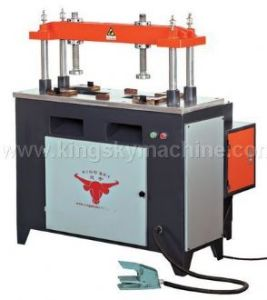 Four-Column Hydraulic Punching Machine (KS-Y131)