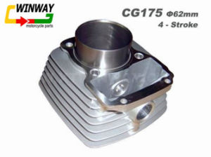 Ww-9142 Motorcycle Part, Cg175 Motorcycle Cylinder pictures & photos
