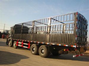 Sinotruk Brand Van Truck with 6X4 Driving Type Cargo Truck pictures & photos