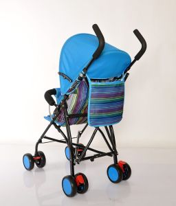 New Hot Selling Baby Stroller Hand Fold, Super Lightweight Stroller pictures & photos