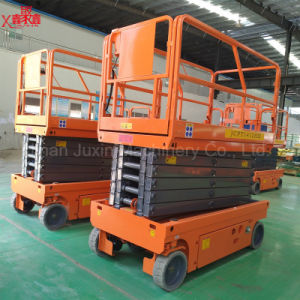 Self Propelled Auto Lift Scissor Lift with Ce Certificate pictures & photos
