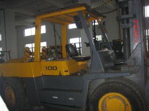 Used Forklift Tcm 10t, Fd100 Forklift, Used Forklift
