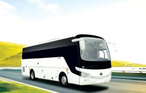 Long-Distance Coach Medium Type 9-10m 39+1+1seats pictures & photos