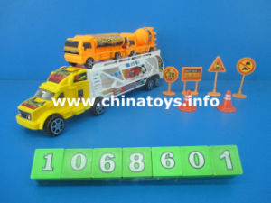Newest Plastic Toys Car, Feel Wheel Truck (1068602) pictures & photos