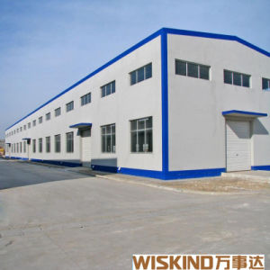 Wiskind Multi Storey Steel Structure Workshop pictures & photos
