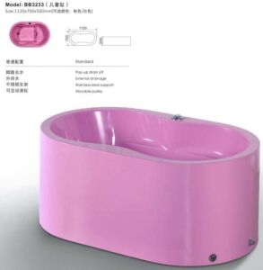 New Design Lovely Child Bathtub pictures & photos